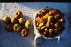 Jablaniška dolina sicer ni dobila imena po jabolkih, vendar pa krajino zaznamujejo visokodebelne jablane.rnrnJablaniški štrukeljci so značilni za dolino. Gospodinje jih pripravljajo ob vseh poraznikih in tudi na startni mizi ob pohodu ne manjkajo